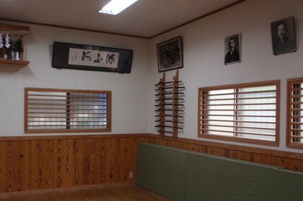 A lineage all but forgotton: the Yushinkan dojo